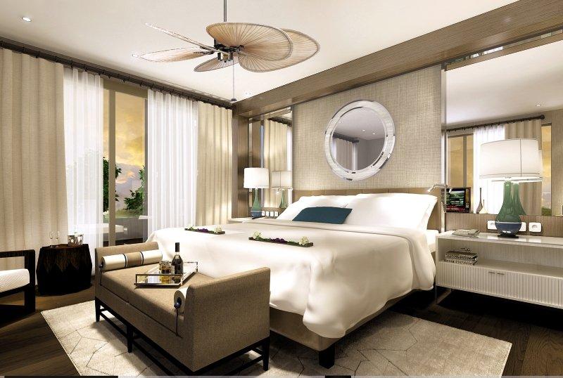 Regnum Carya Golf & Spa Resort Wohnbeispiel