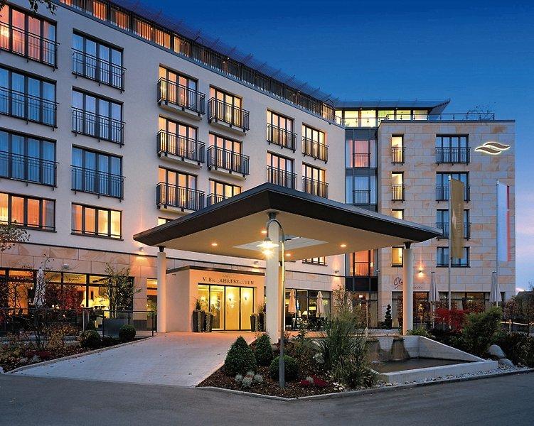 Hotel Vier Jahreszeiten Starnberg Außenaufnahme