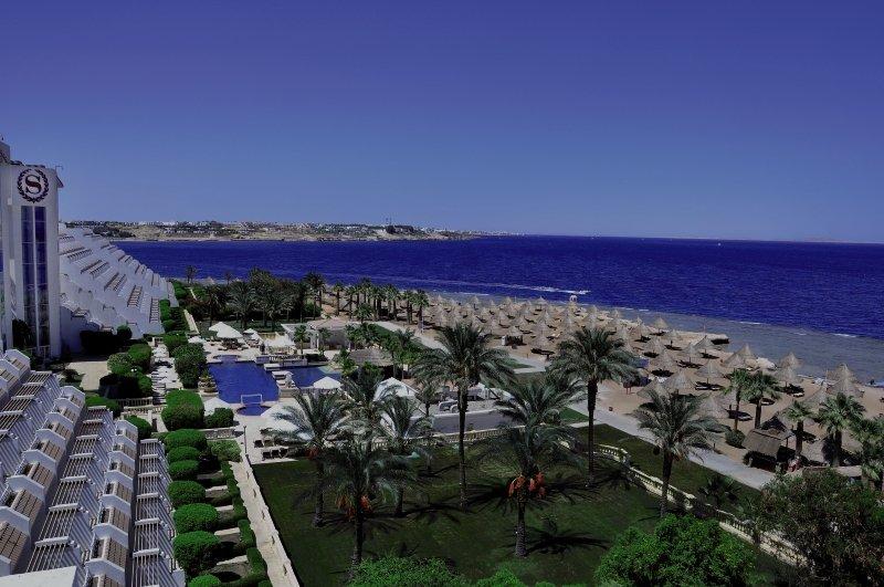 Sheraton Sharm Resort Terrasse