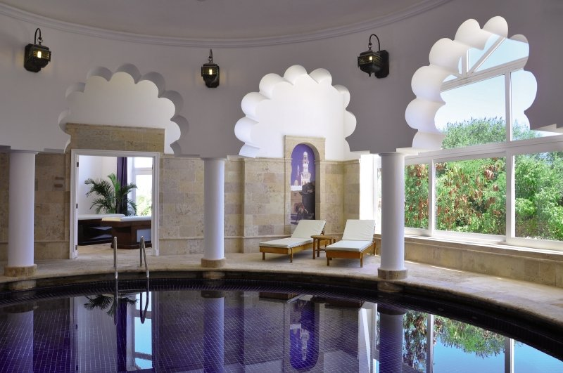Sheraton Sharm Resort Hallenbad