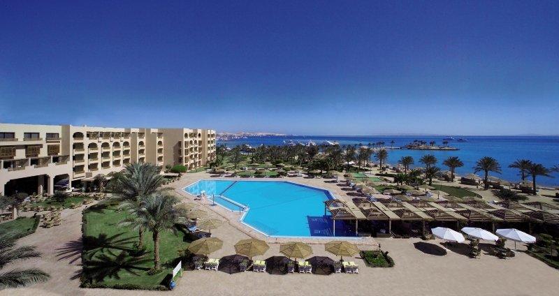 Continental Hotel Hurghada Außenaufnahme