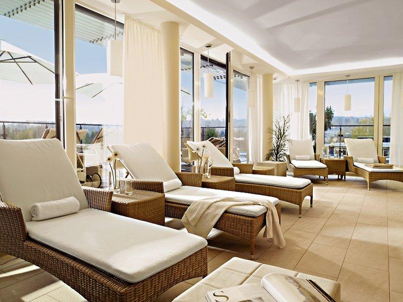Hotel Vier Jahreszeiten Starnberg Wellness