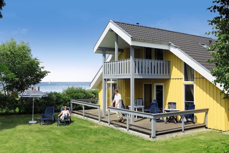 Ferienpark Müritz Außenaufnahme