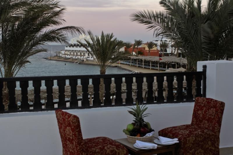 Arabella Azur Resort Terrasse