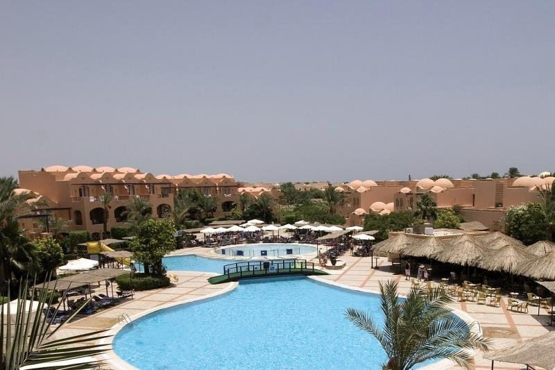 Jaz Makadi Oasis Resort & Club Außenaufnahme