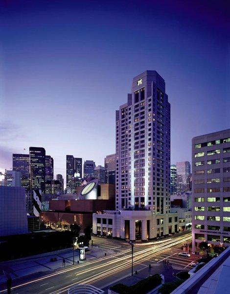 W San Francisco Außenaufnahme