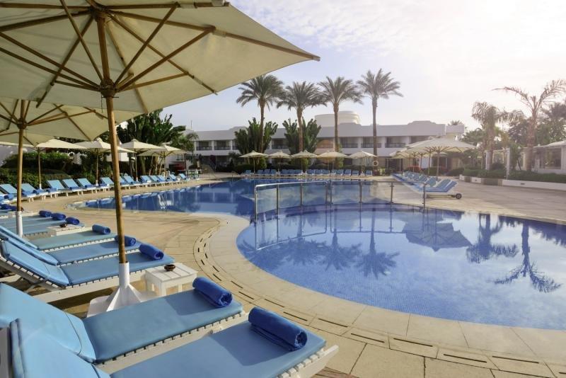 Novotel Sharm El Sheikh Palm Pool