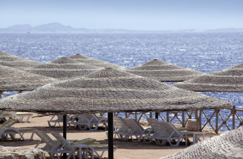 Coral Beach Resort Tiran Landschaft