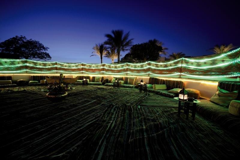 Coral Beach Resort Tiran Garten