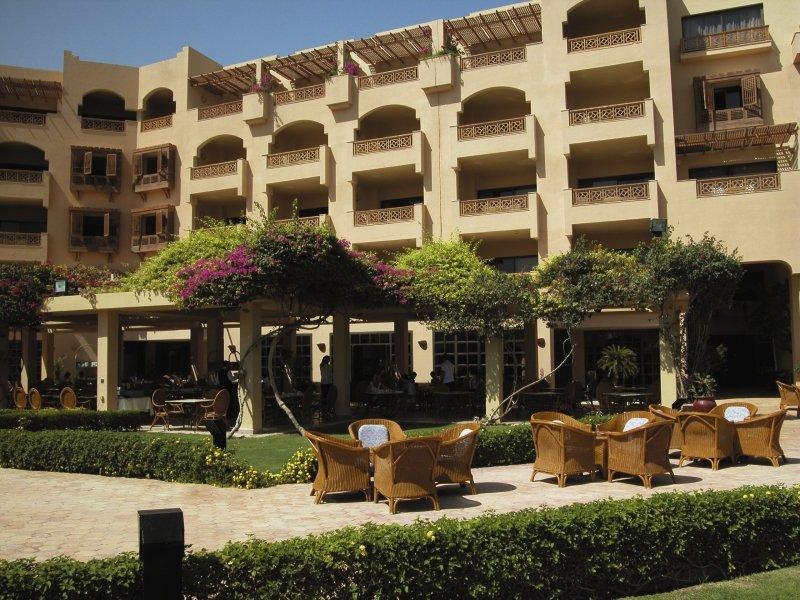 Continental Hotel Hurghada Terrasse