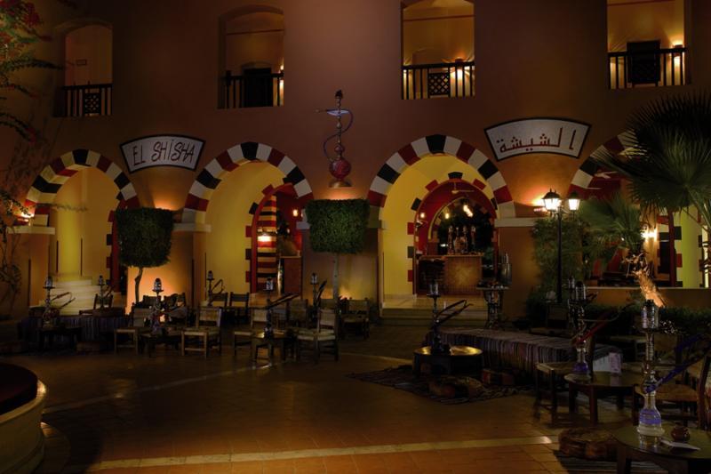 Jaz Makadi Oasis Resort & Club Lounge/Empfang