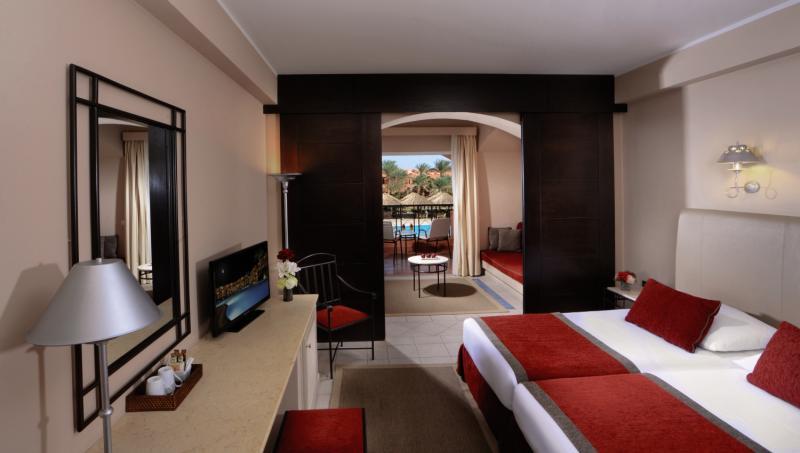 Jaz Makadi Oasis Resort & Club Wohnbeispiel