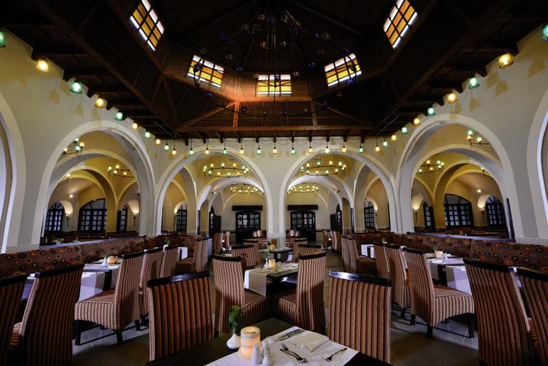 Jaz Makadi Oasis Resort & Club Restaurant
