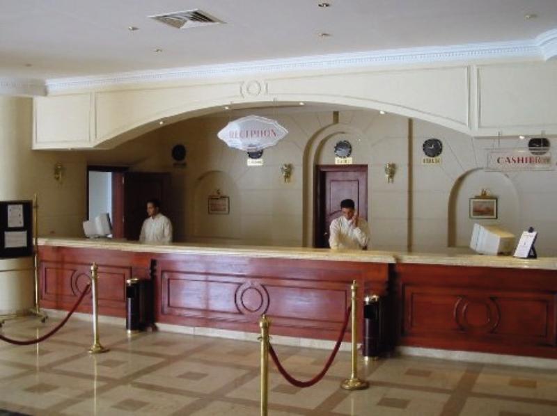 Roma Hotel Lounge/Empfang