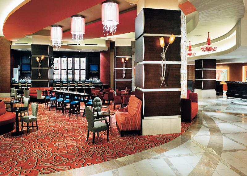Marriott New Orleans Lounge/Empfang