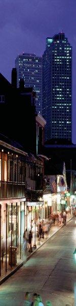 Marriott New Orleans Außenaufnahme