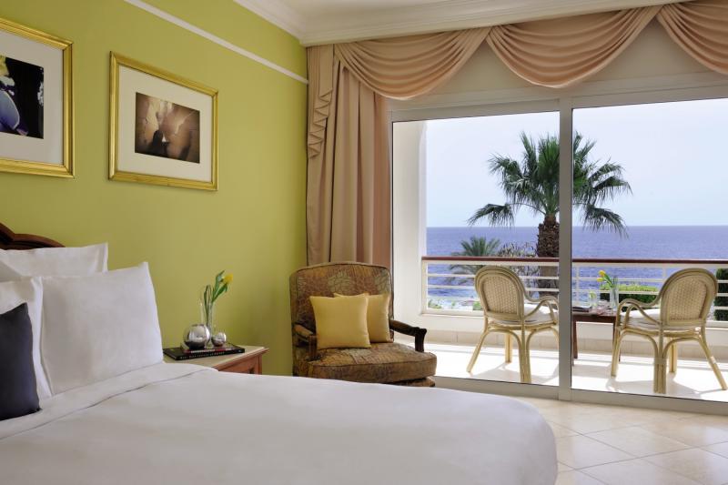 Renaissance Sharm El Sheikh Golden View Beach Resort Wohnbeispiel