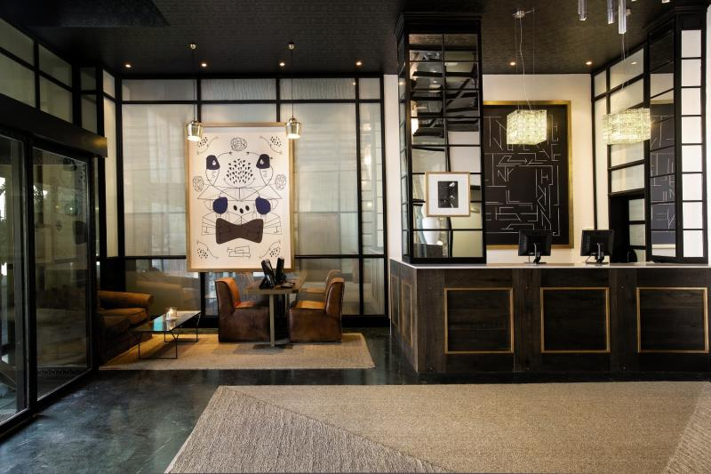 H10 Itaca Lounge/Empfang