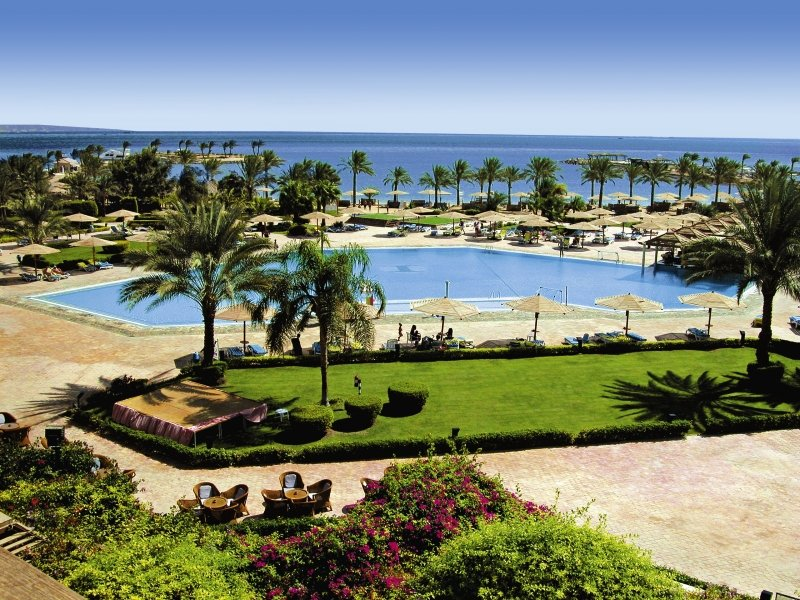 Continental Hotel Hurghada Pool