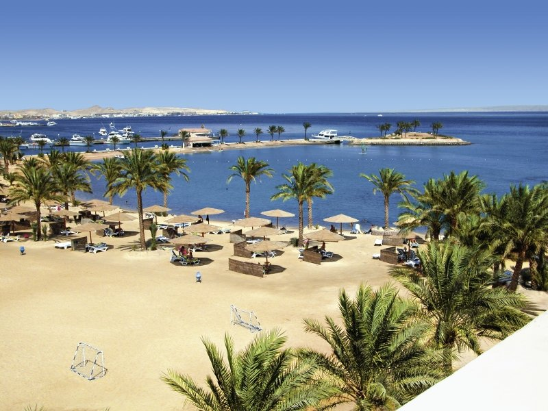 Continental Hotel Hurghada Strand