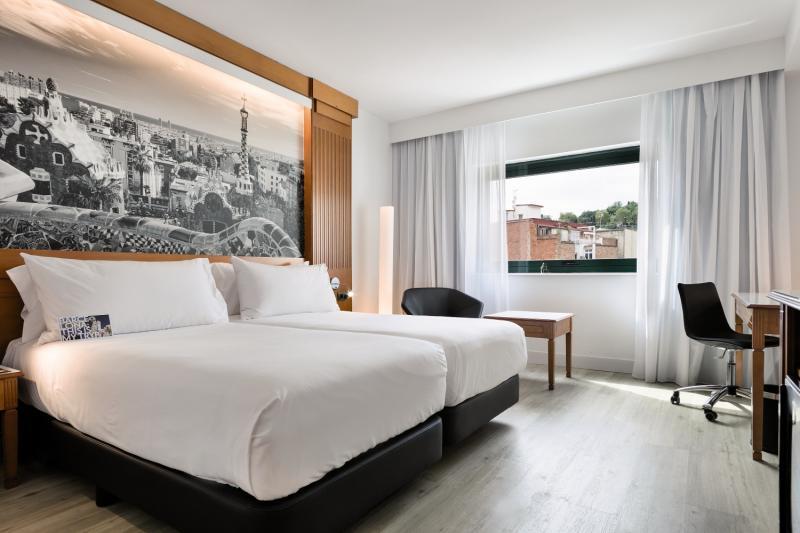 TRYP Barcelona Apolo Hotel Wohnbeispiel
