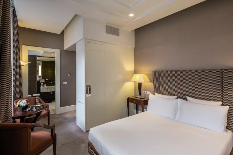 Grand Hotel Via Veneto Wohnbeispiel