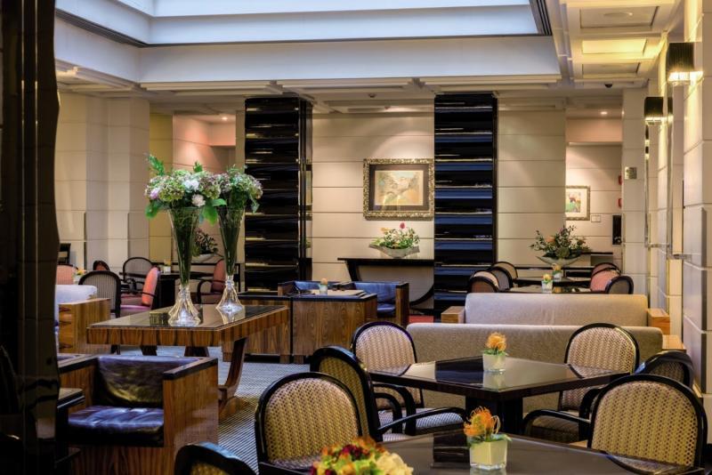 Grand Hotel Via Veneto Bar