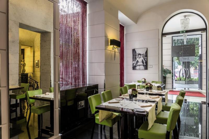 Grand Hotel Via Veneto Restaurant
