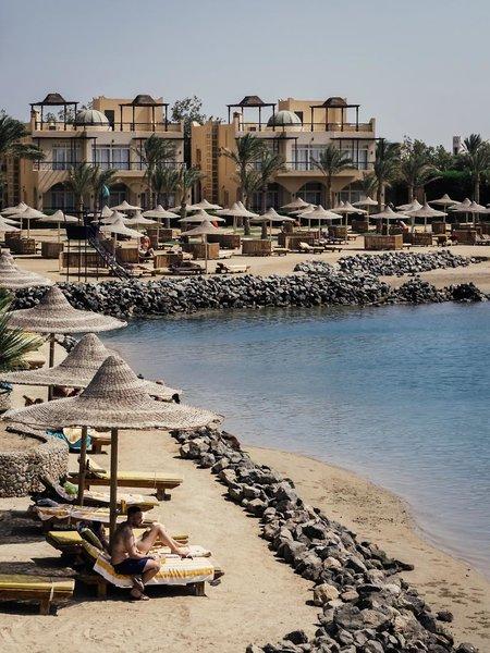 Desert Rose Resort Strand