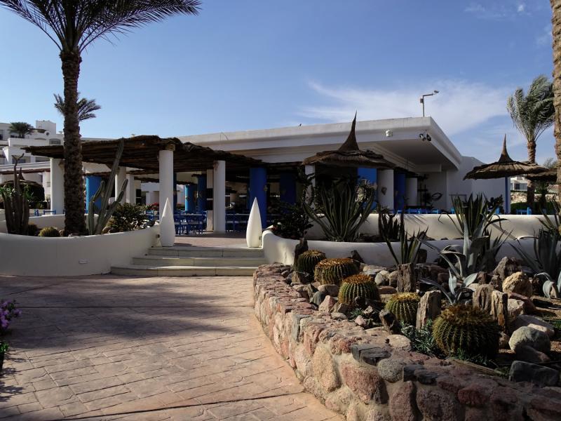 Renaissance Sharm El Sheikh Golden View Beach Resort Terrasse