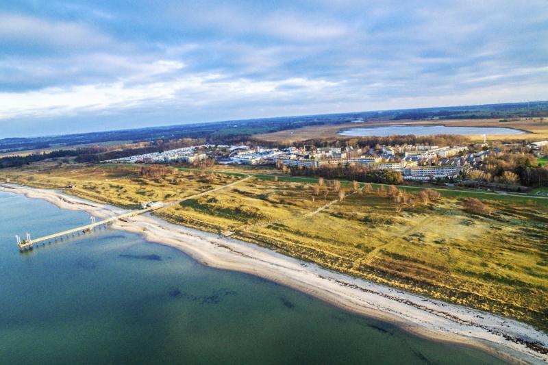 Weissenhäuser Strand Ferienpark Landschaft