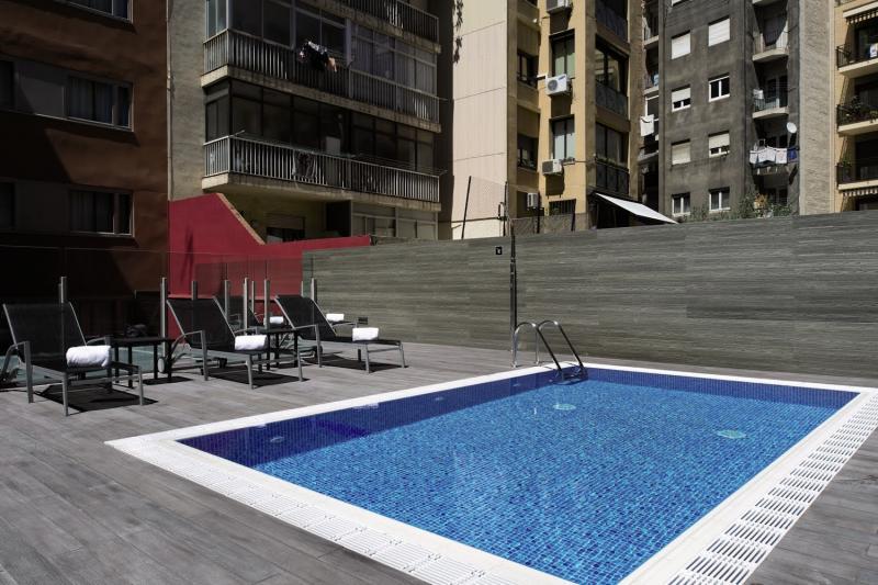 Catalonia Sagrada Familia Pool