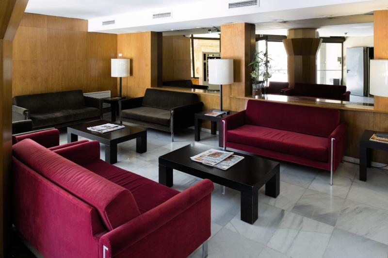 Catalonia Sagrada Familia Lounge/Empfang