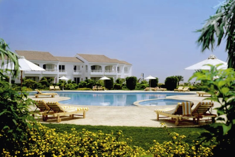 Sheraton Sharm Resort Außenaufnahme