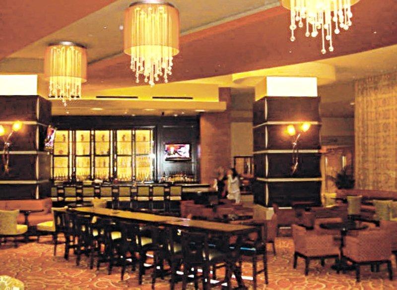 Marriott New Orleans Bar