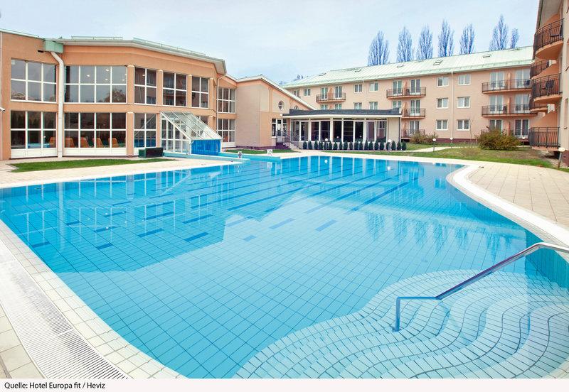 3 Tage in Ungarn: Plattensee / Balaton im Hotel Europa Fit