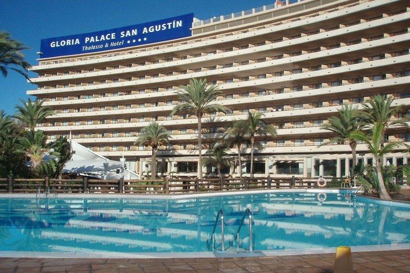 Gloria Palace San Agustín Thalasso und Hotel