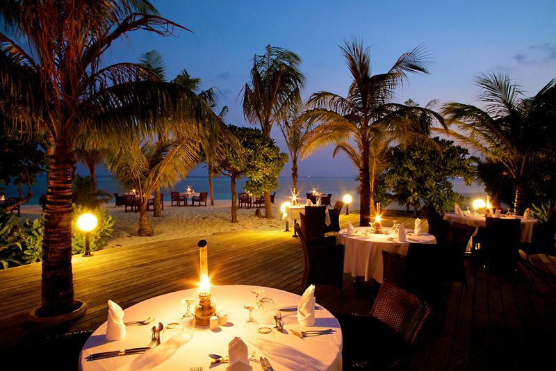 Kuredu Resort und Spa